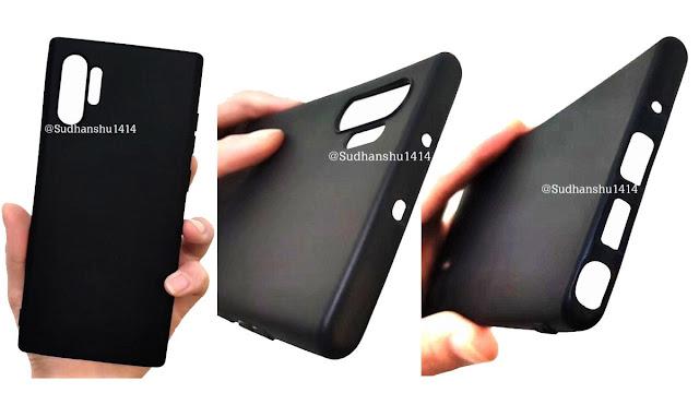Galaxy Note 10 Alleged Case