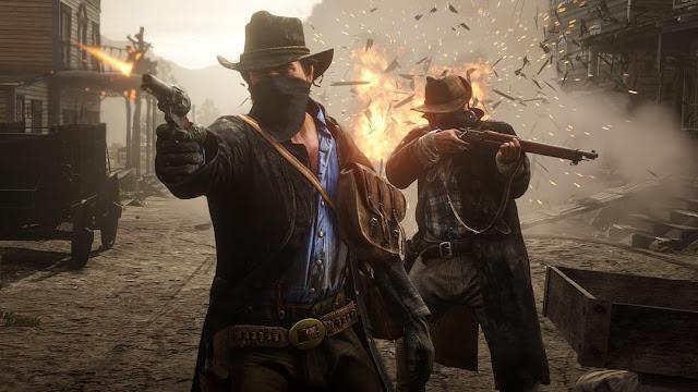 أرباح خيالية تنتظر مؤسسي شركة Rockstar Games خلال نهاية السنة بسبب لعبة Red Dead Redemption 2، إليكم التفاصيل ..
