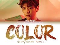 Lirik Lagu Kang Daniel - Color beserta Terjemahan Indonesia