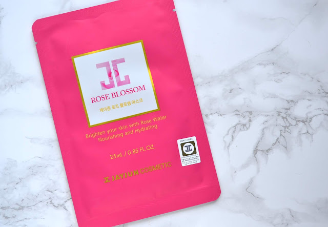 Jayjun Cosmetics Rose Blossom Mask
