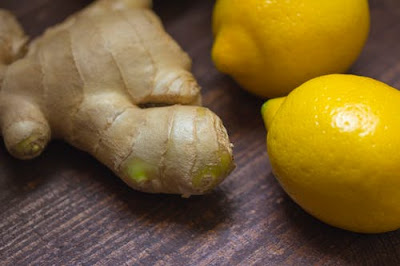Potential health edges of green tea and ginger