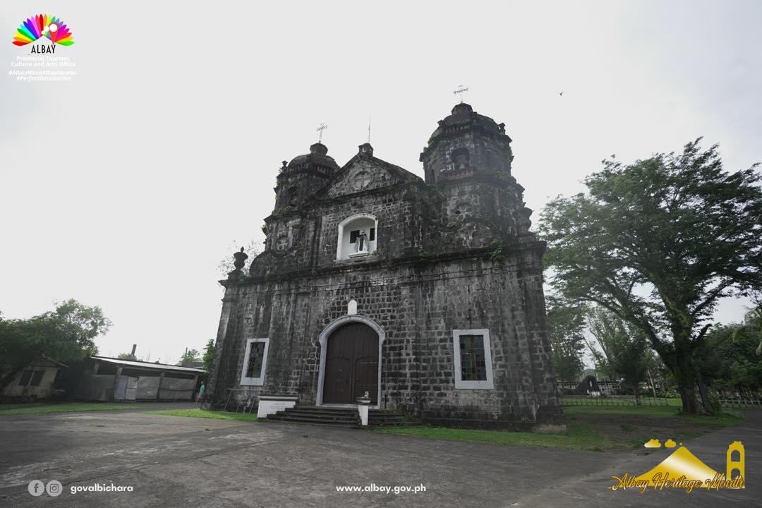 St. Dominic de Guzman Parish Church is a Roman Catholic church in Sto. Domingo, Albay