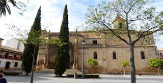 Úbeda, Iglesia de San Pablo.