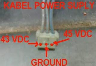 Kabel Power Suply PSU Printer Epson
