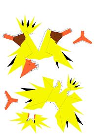 Pokemon papercraft templates | download | papercraft pokemon.