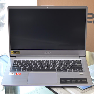 Laptop Acer Swift 3 SF314-41-R7AX Baru di Malang