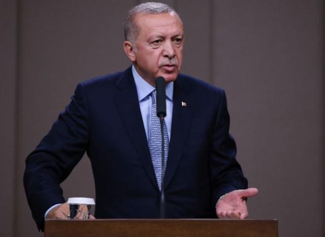 Ο Ερντογάν μήνυσε περιοδικό που τον χαρακτήρισε «εξολοθρευτή»