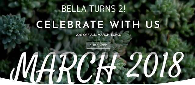 BELLA OPULENCE TURNS TWO