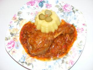 tocanita de rata, retete de mancare, mancaruri cu carne, retete culinare, tocana de rata la ceaun, bucataria romaneasca,