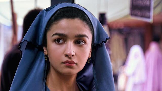 Raazi, Alia Bhatt