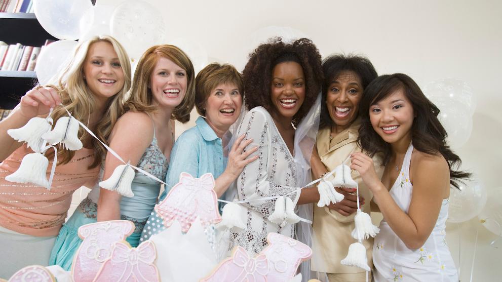 Bridal Shower vs. Bachelorette Party