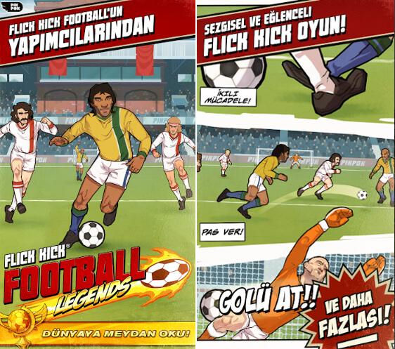Flick Kick Football Legends - 1