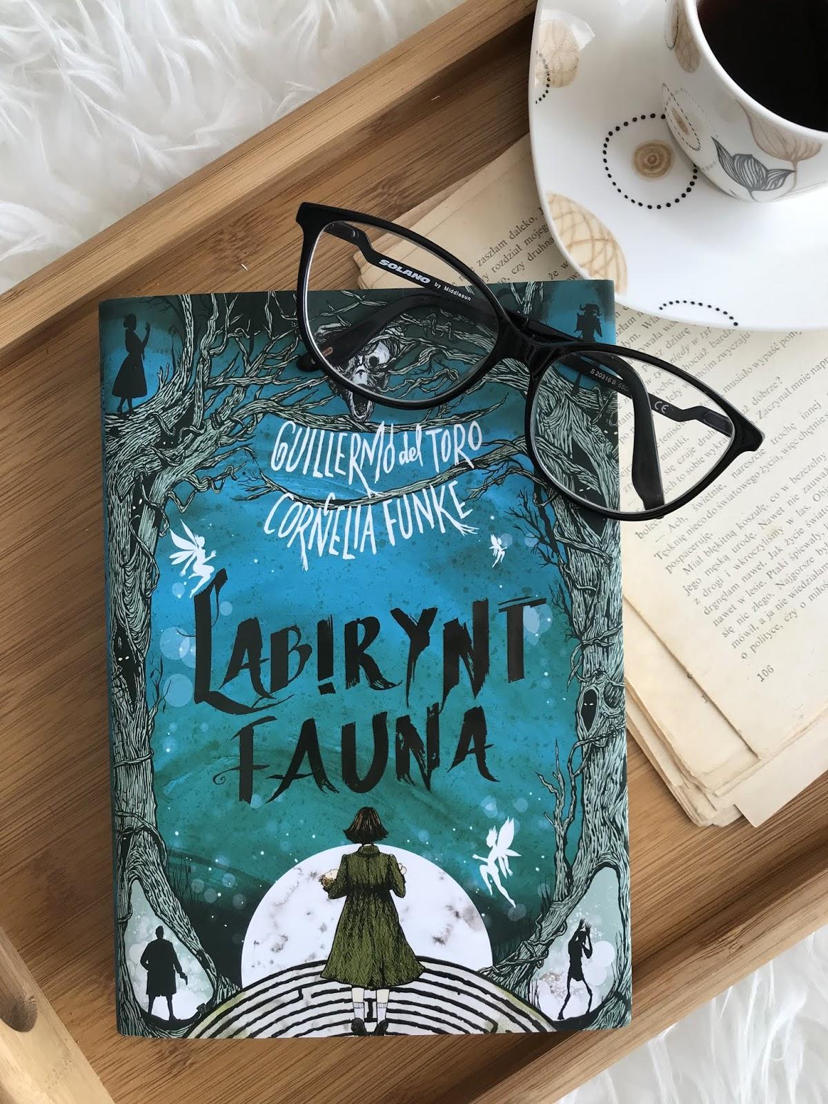 Cornelia Funke, Guillermo del Toro, Labirynt fauna