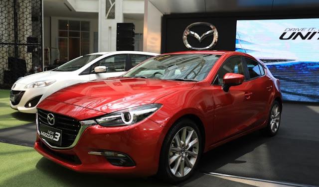 Referensi Lengkap Beberapa Mobil dari Mazda