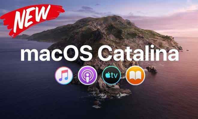 إصدار أبل لنسخة الماك الجديدة mac os catalina - معلومات هامة عن النظام
