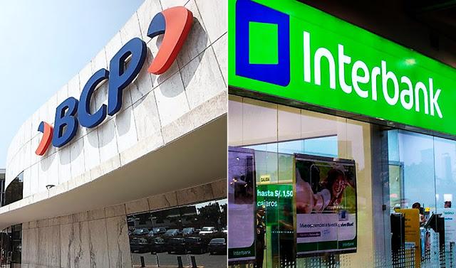 BCP e Interbank postergan de cronograma de pago de créditos