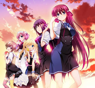 The Fruit of Grisaia Tagalog Dubbed