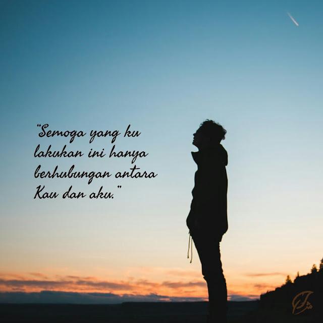 Quote Hamba dan Tuhannya
