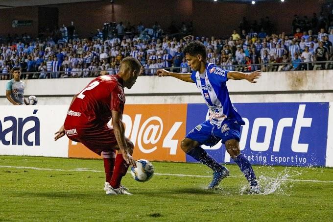Náutico derrota o Paysandu nos pênaltis e garante vaga na Série B 2020