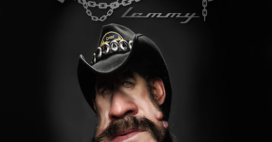 Lemmy Kilmister of Motörhead - A Tribute