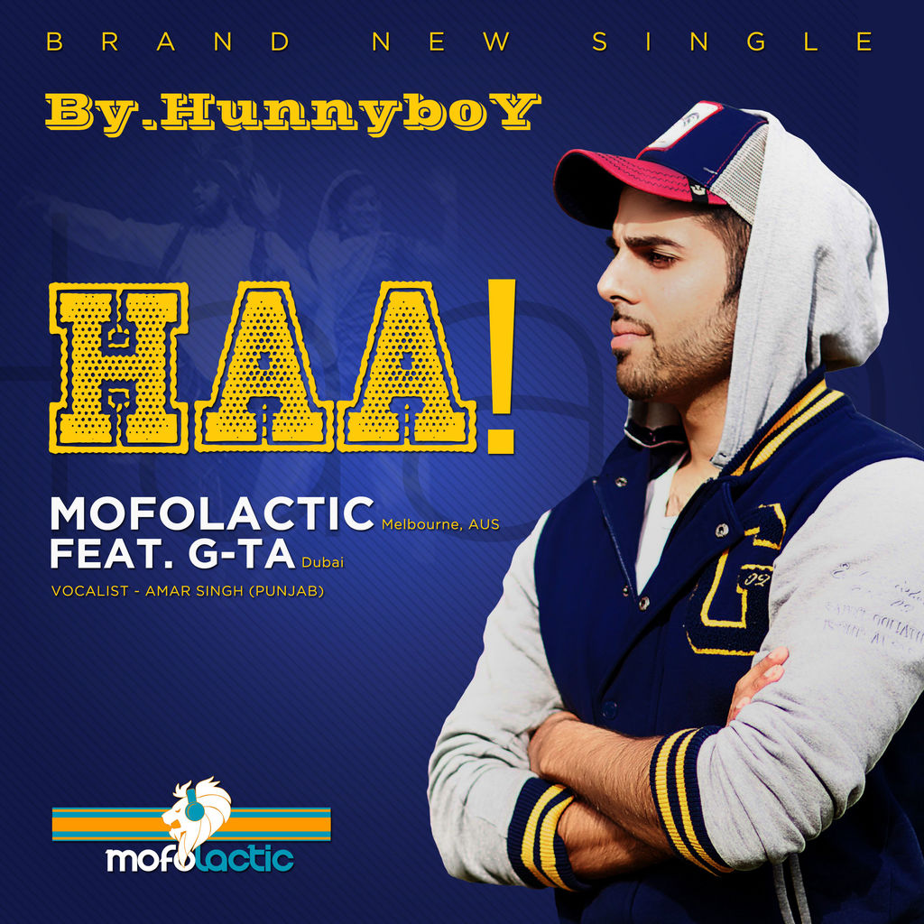 One Man Song Download By Singa: Haa! Mofolactic Single Mp3 Songs Free Download
