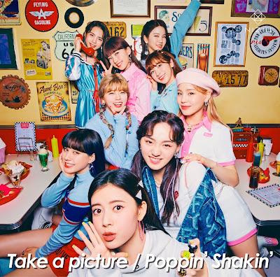 NiziU - Take a picture lyrics terjemahan arti lirik kanji romaji indonesia translations 歌詞 info lagu single Take a picture / Poppin' Shakin' Coca-Cola CM song