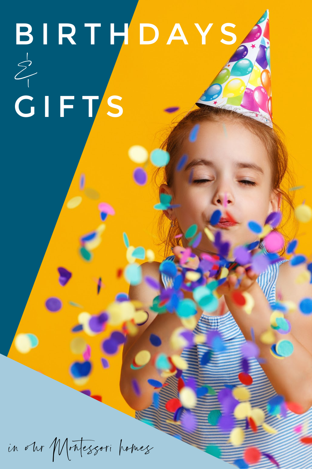 In this Montessori parenting podcast we discuss how to approach birthdays and gifts in your Montessori home.