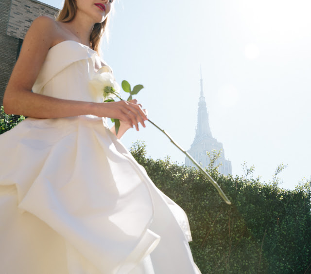 Wedding Photography Ideas : Carolina Herrera