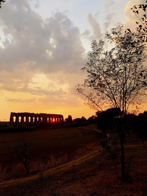 cosa fare a roma in autunno: parco degli acquedotti