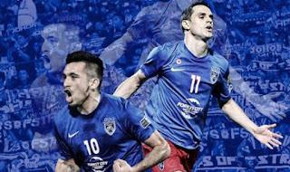 Mario Gomes Bawa Gabriel Guerra dan Gonzalo Cabrera ke Persib Bandung