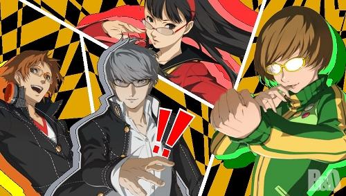 Cest presque avec insolence que Persona 3 et Persona 4 avaient imposé leur.
