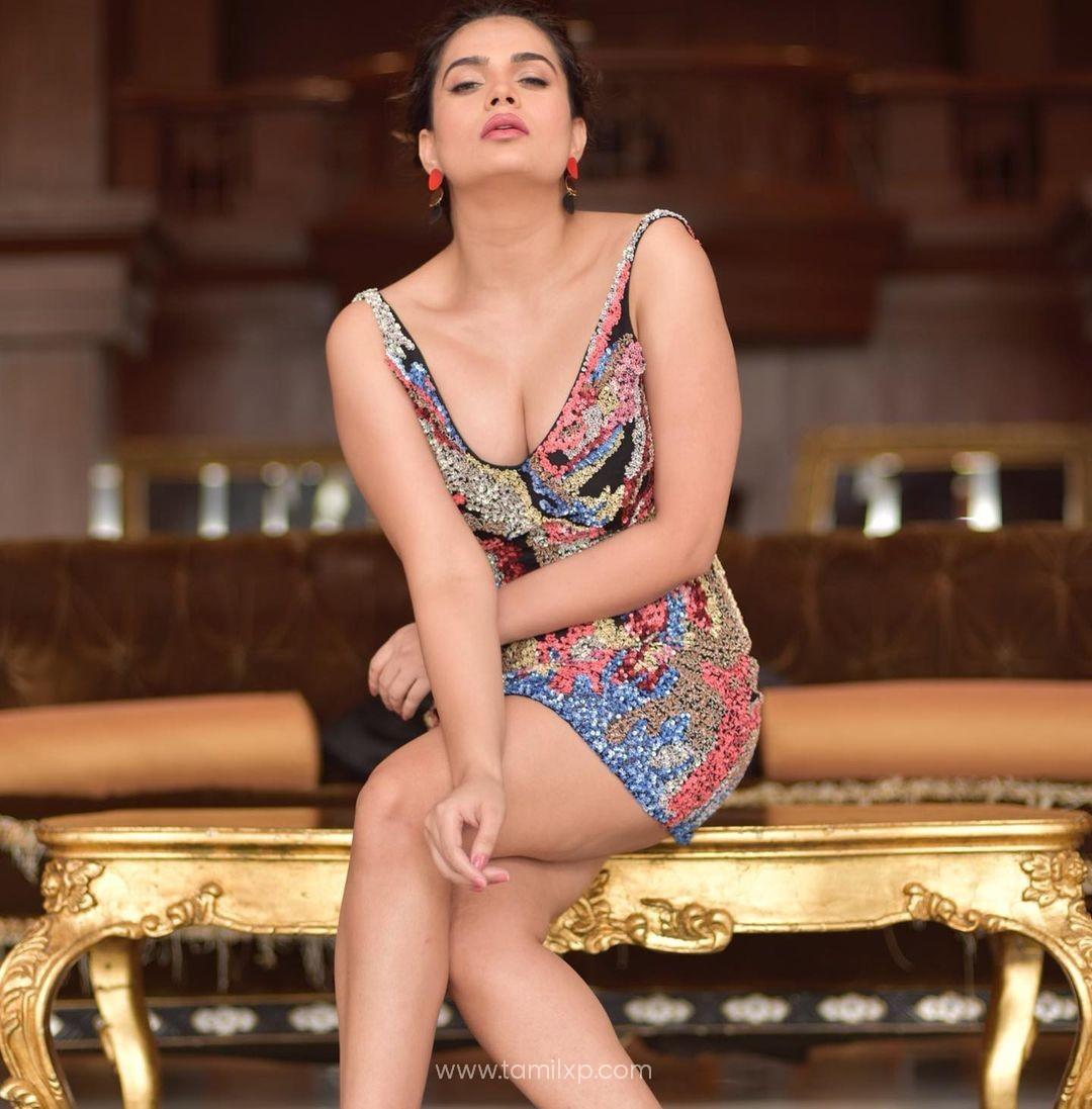 Bollywood actress Anupma Agnihotri