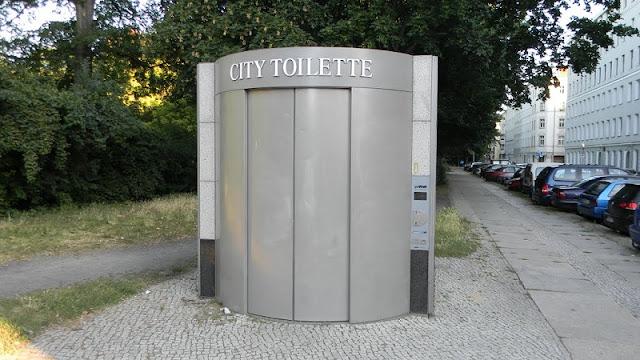 Banheiros Públicos em Berlim