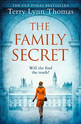 The Family Secret by Terry Lynn Thomas - Blog Tour