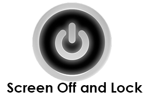 Android Application: Screen off and Lock Application