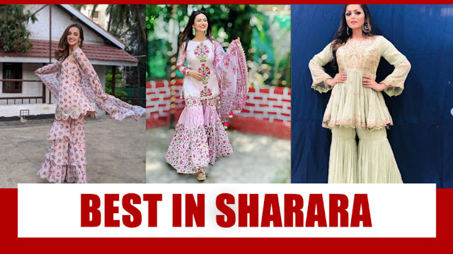 Drashti Dhami or Sanaya Irani or Divyanka Tripathi: The Best In Delightful Shararas