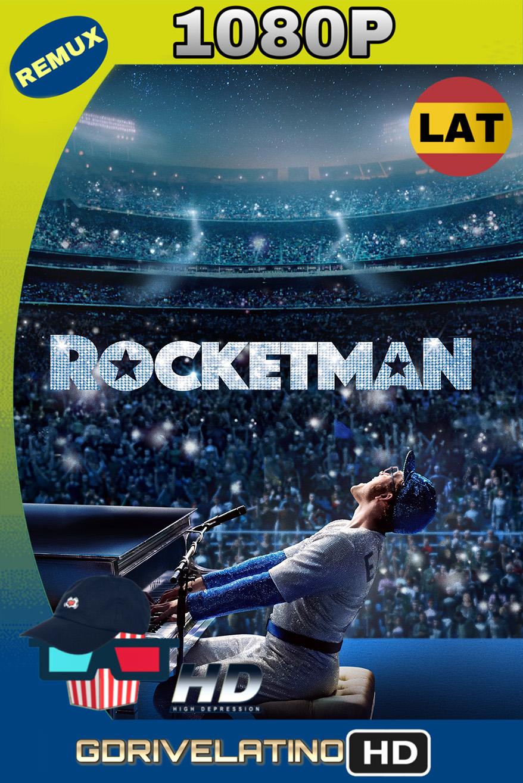 Rocketman (2019) REMUX 1080p (Latino-Inglés) MKV