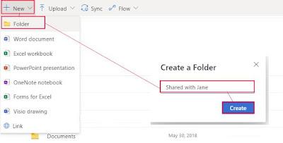 New Folder Dialog
