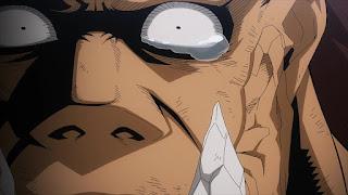 ヒロアカ 5期24話 アニメ ギガントマキア Gigantomachia | 僕のヴィランアカデミア112話 My Hero Academia