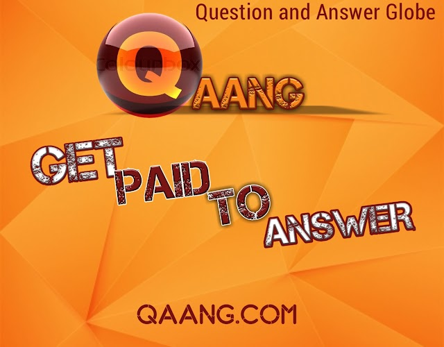 Qaang review - Make money online - Earn money while you learn
