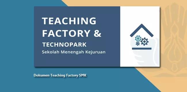 Dokumen Teaching Factory SMK