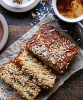 Paleo Morning Quick Bread