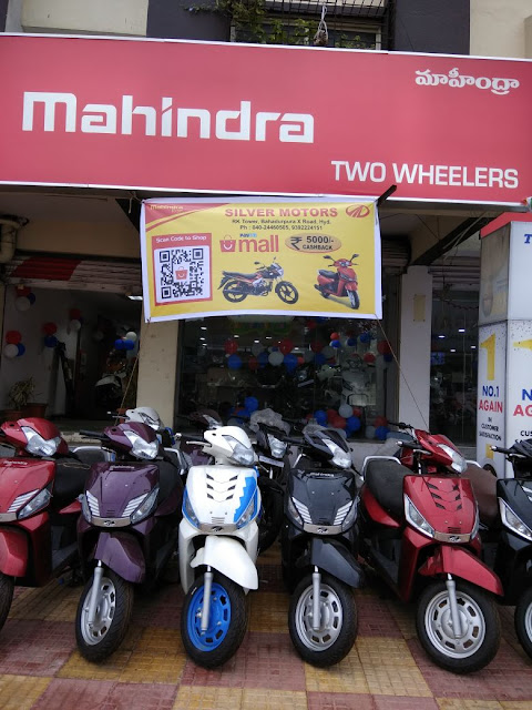 Paytm Mall is selling upto 10 two-wheelers every minute