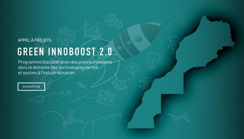 l'appel à projets « Green Innoboost 2.0 » est lancé