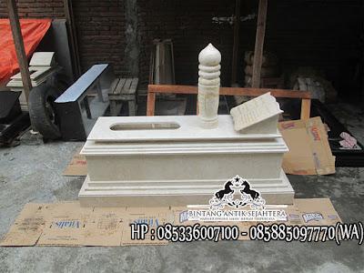 Kijing Makam Marmer, Harga Kuburan Marmer, Kijing Marmer Tulungagung