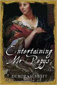 Entertaining Mr Pepys by Deborah Swift