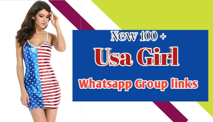 USA GIRLS WHATSAPP GROUP LINK