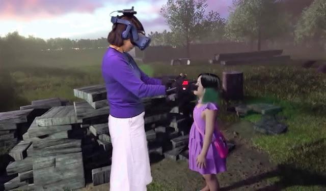 Трагедия и сълзи: Майка и починалата й дъщеря се срещнаха във виртуална реалност (ВИДЕО)