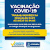Alagoinhas vacina hoje sexta feira 30,Trabalhadores da Educação com 40 anos ou mais
