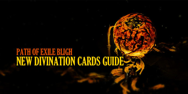 POE Bligh New Divination